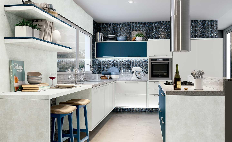 Moveis Planejados Cozinha Americana Cozinhas Planejada Modulada